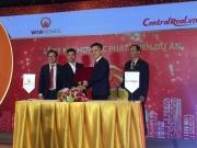 WowHomes hợp tác cùng Central Real phát triển dự án