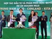Trung Nam Land hợp tác cùng Kita Land và CenLand