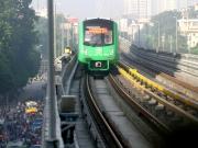 Hà Nội: Khai thác thương mại tuyến đường sắt đô thị đầu tiên vào tháng 4/2019