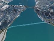 Duyệt dự án hầm đường bộ dưới biển hơn 7.800 tỉ đồng